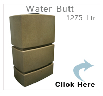 1275 Litre Water Butt