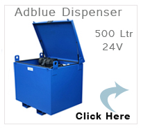 500 Litre Adblue Dispenser