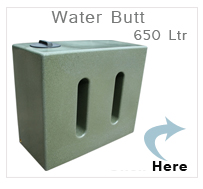 650 Litre Water Butt